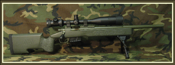 Gruning Custom Rifle