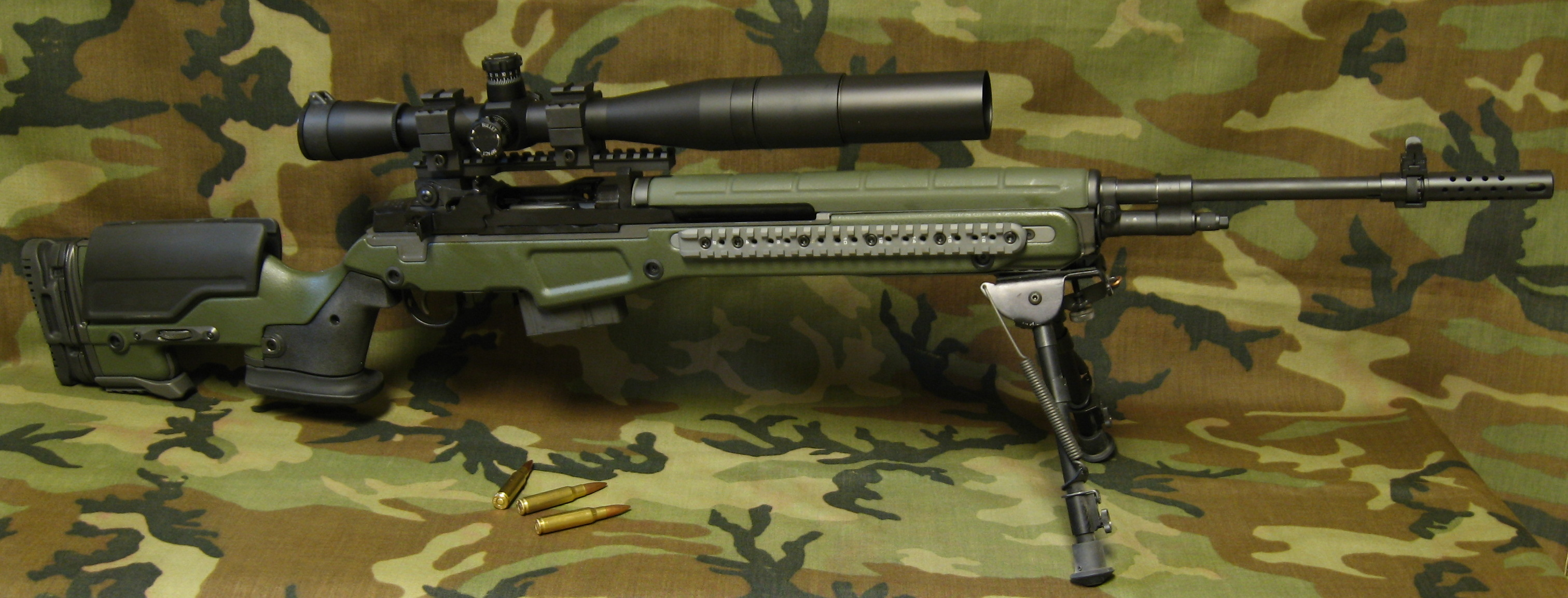 Custom Tactical Rifle Stocks | www.imgkid.com - The Image ...